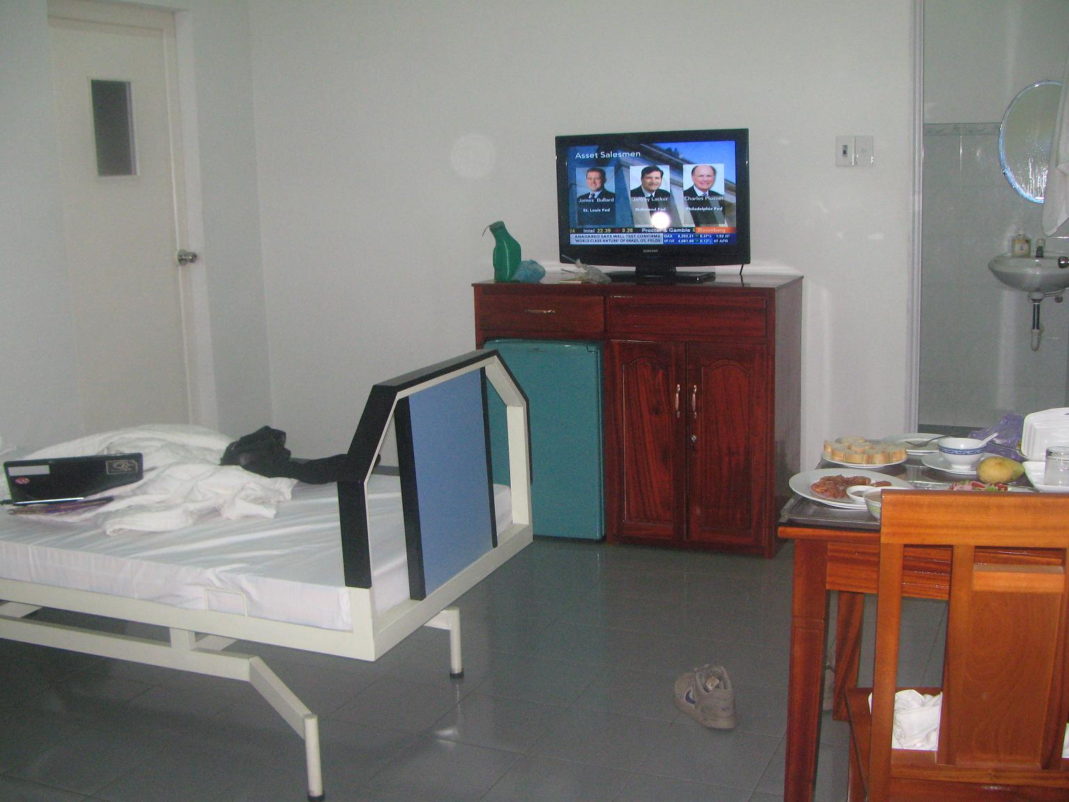 hospital rooms in vietnam