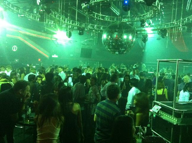 Insomnia Night Club in Bangkok