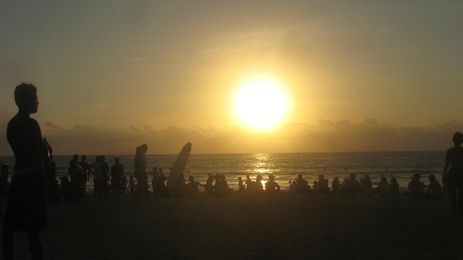 Life Lessons Learned Learning to Surf in Bali