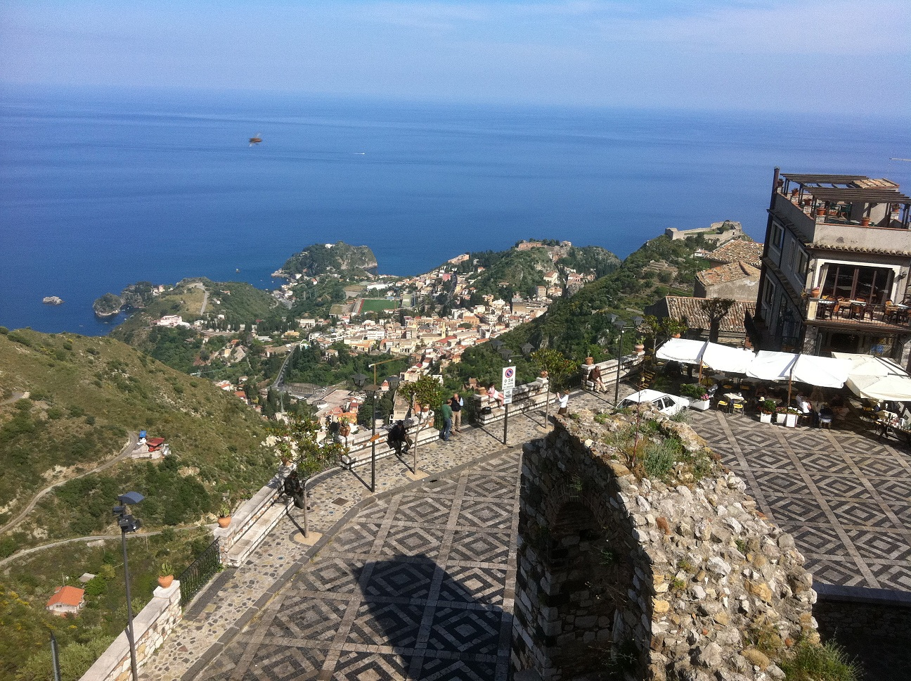 Taormina sicily is a slice of heaven for Taormina sicilia