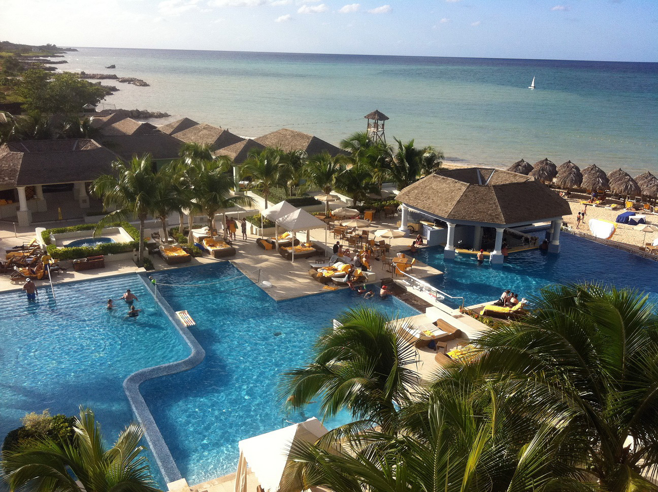 Iberostar Grand Hotel in Montego Bay, Jamaica