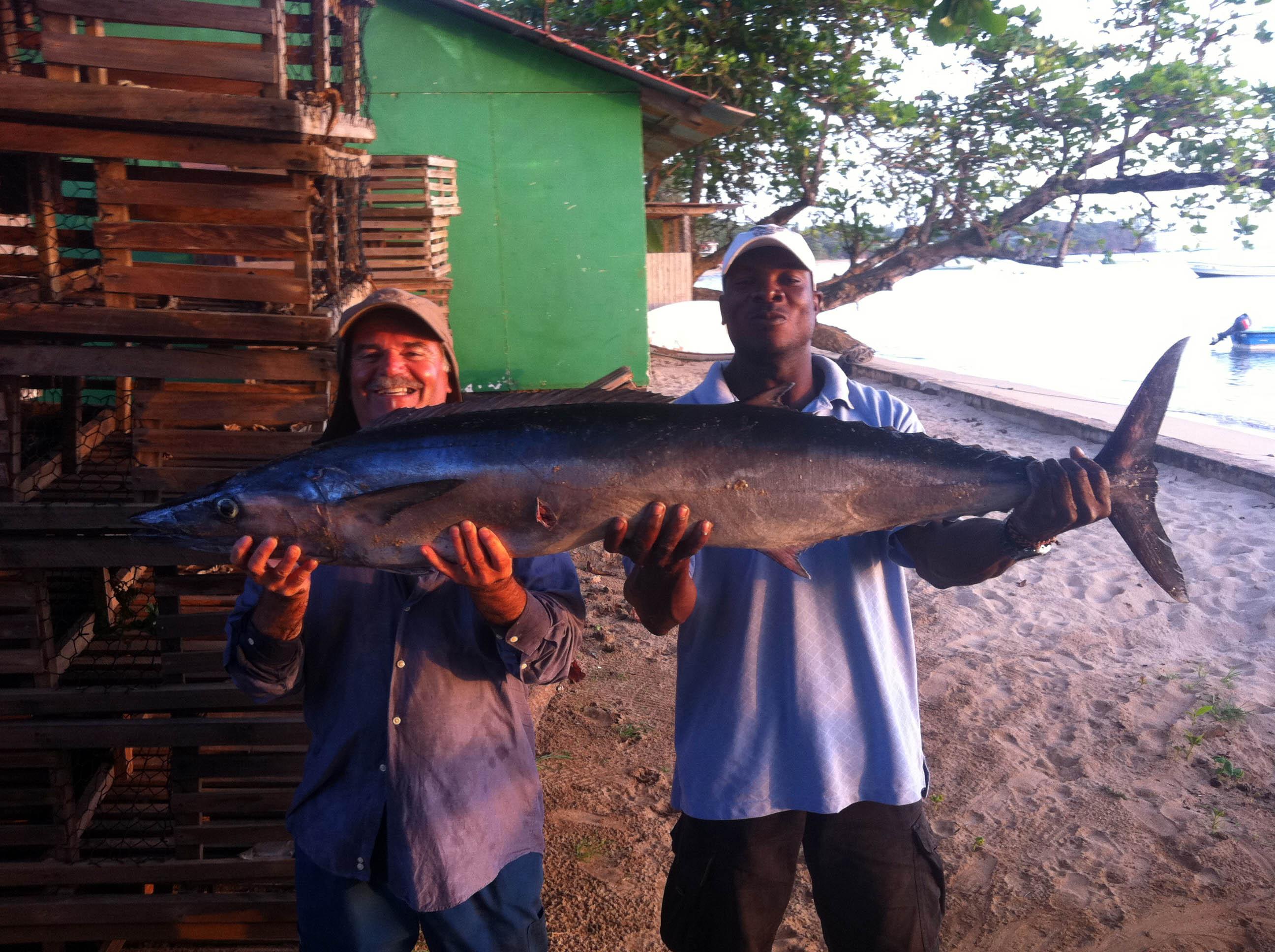 Alphonso Deep Sea Fishing Little Corn Islands