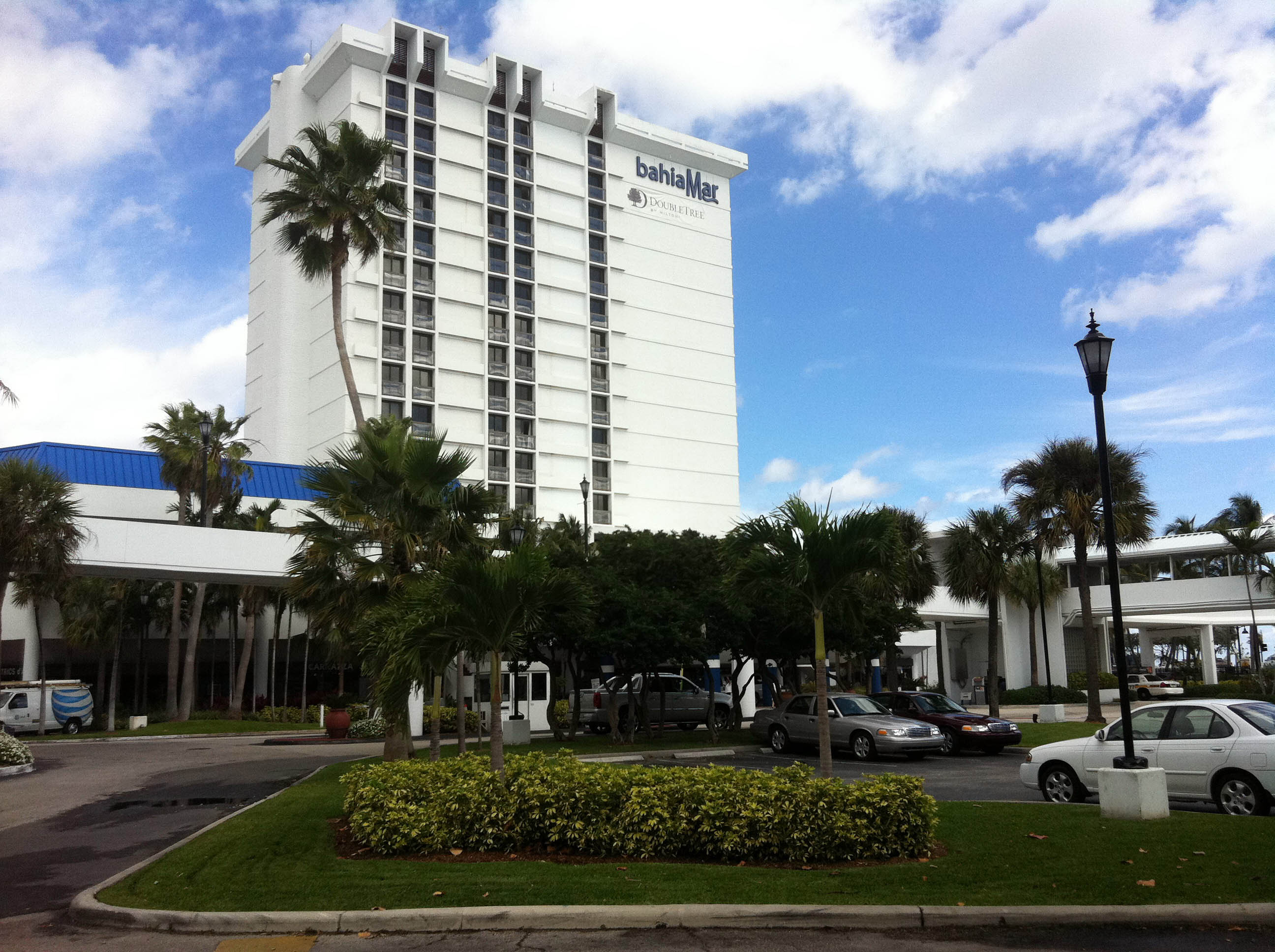 Bahia Beach Hotel In Fort Lauderdale