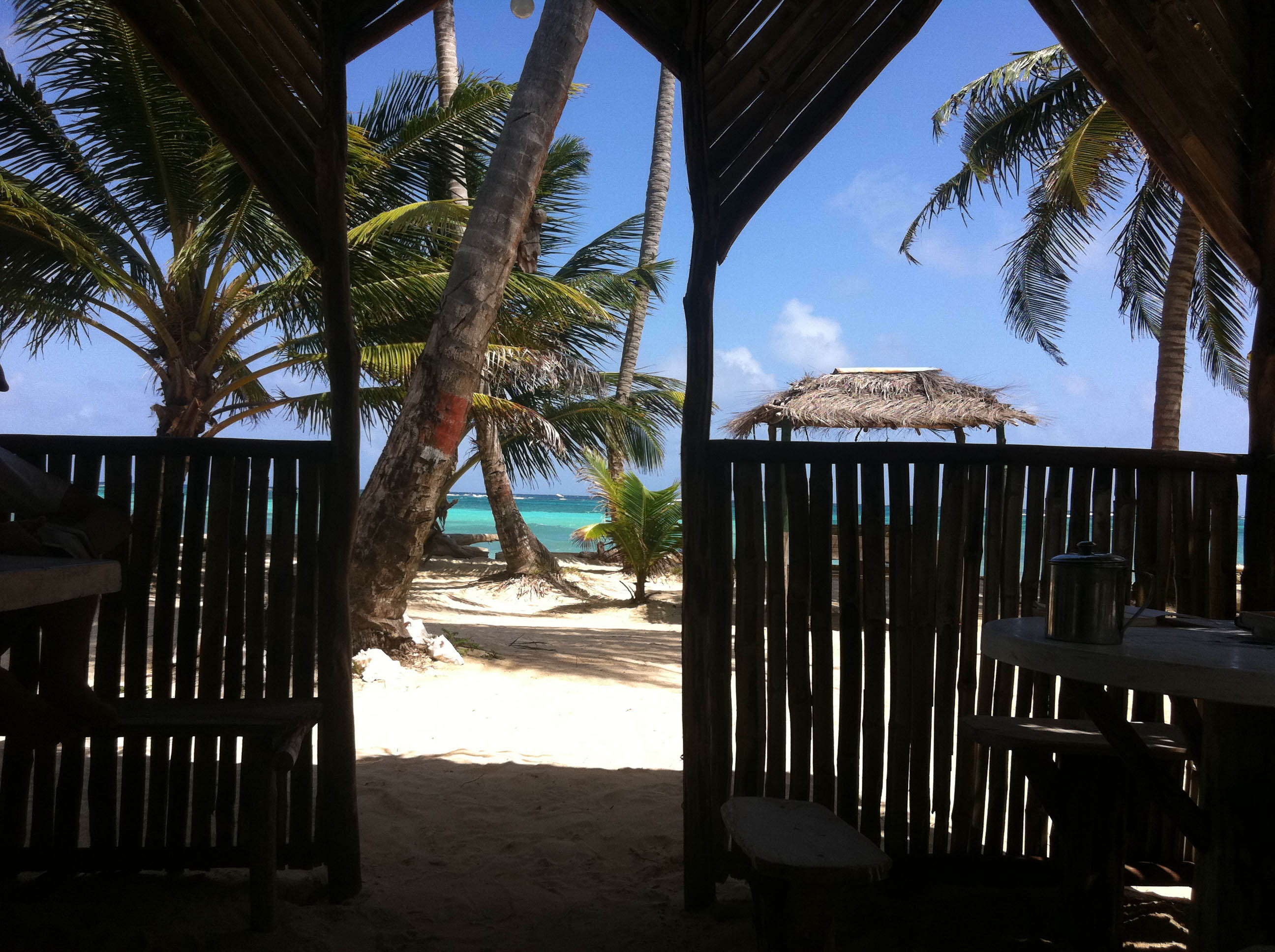 Thoughts from a Hammock in the Caribbean