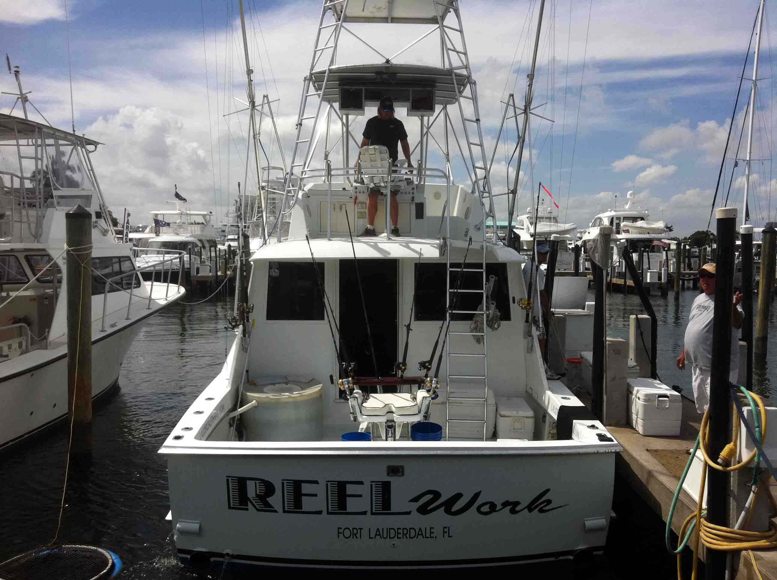 deep sea fishing in fort lauderdale florida