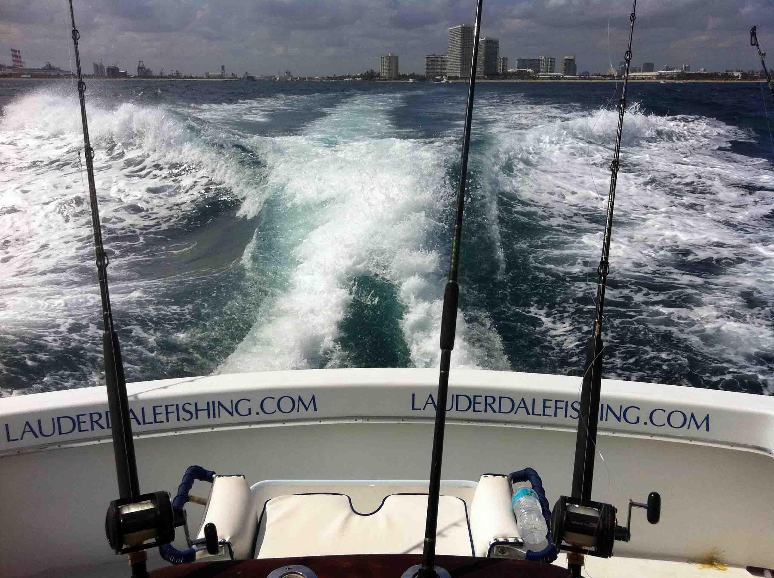 Deep sea fishing in fort lauderdale florida for Deep sea fishing trips near me