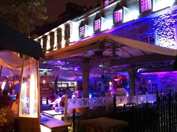 Savini Restaurant Quebec City