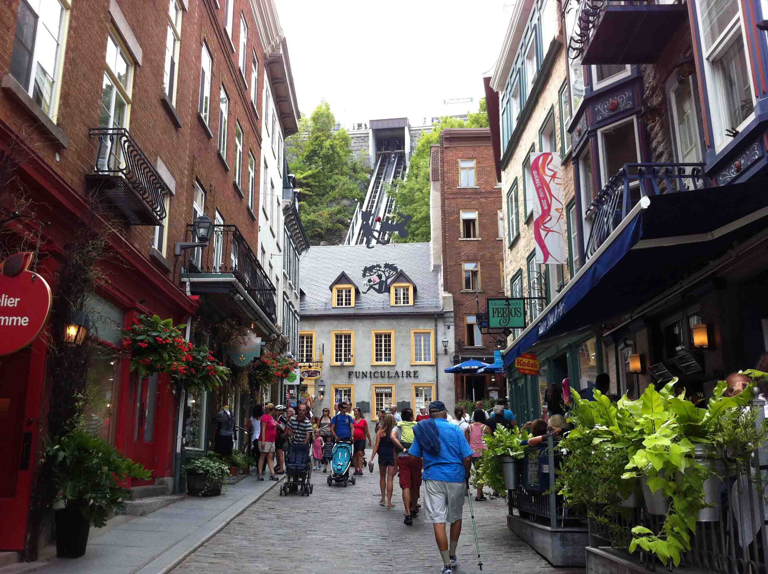Quebec City Photos From Summer