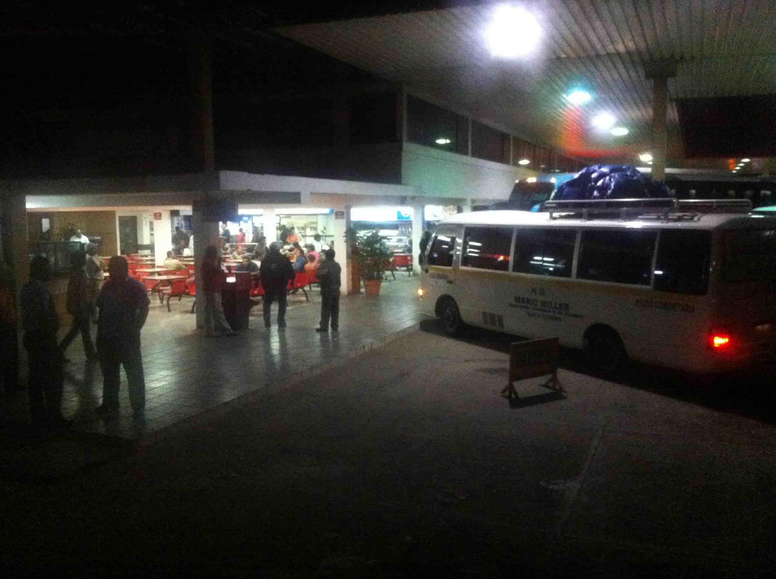 night bus panama city bocas del toro