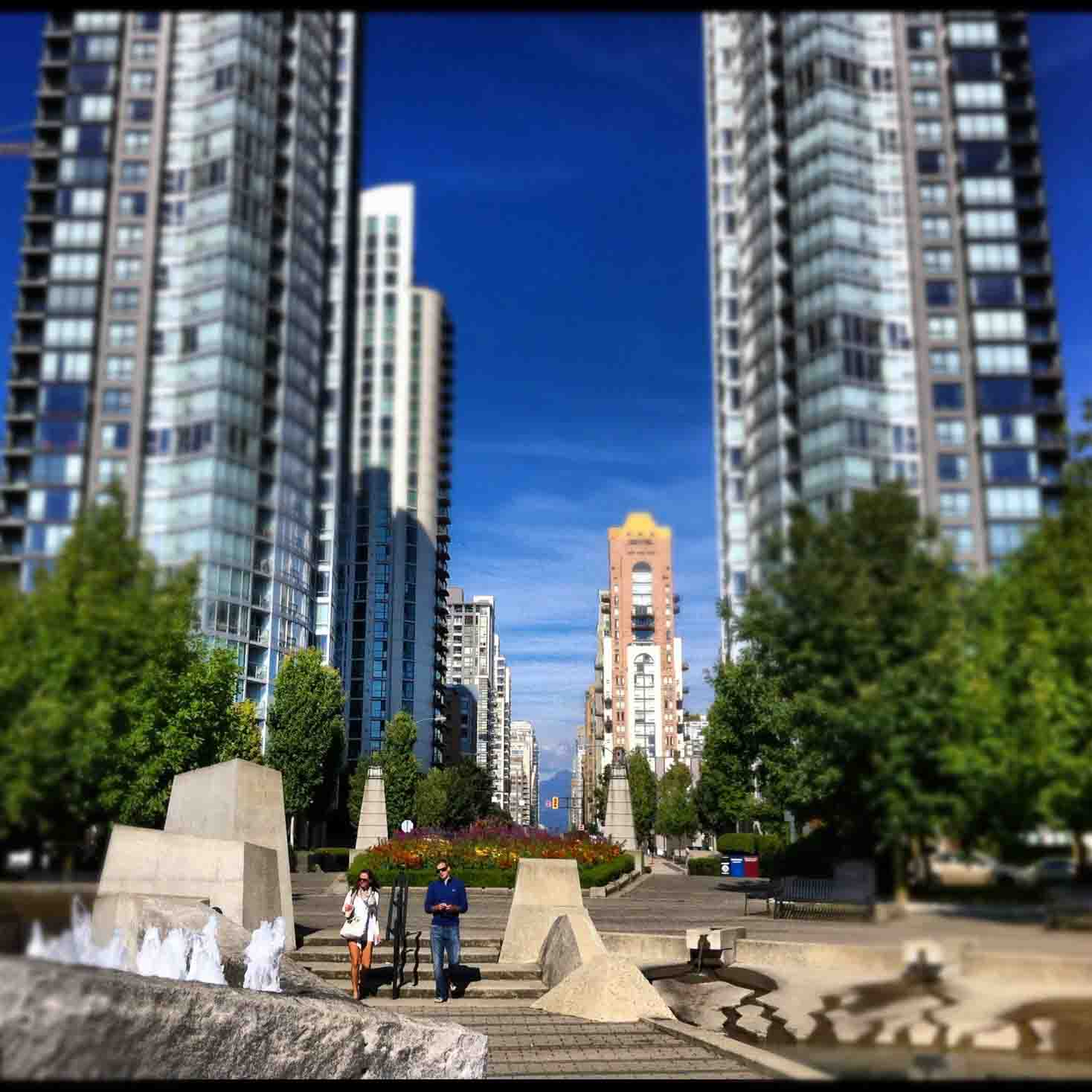 Yaletown Vancouver: Strolling Around Vancouver, British Columbia, Canada