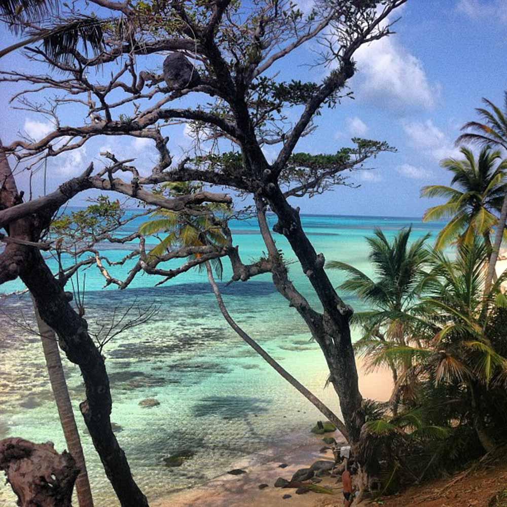 A Winter on Little Corn Island aka Paradise
