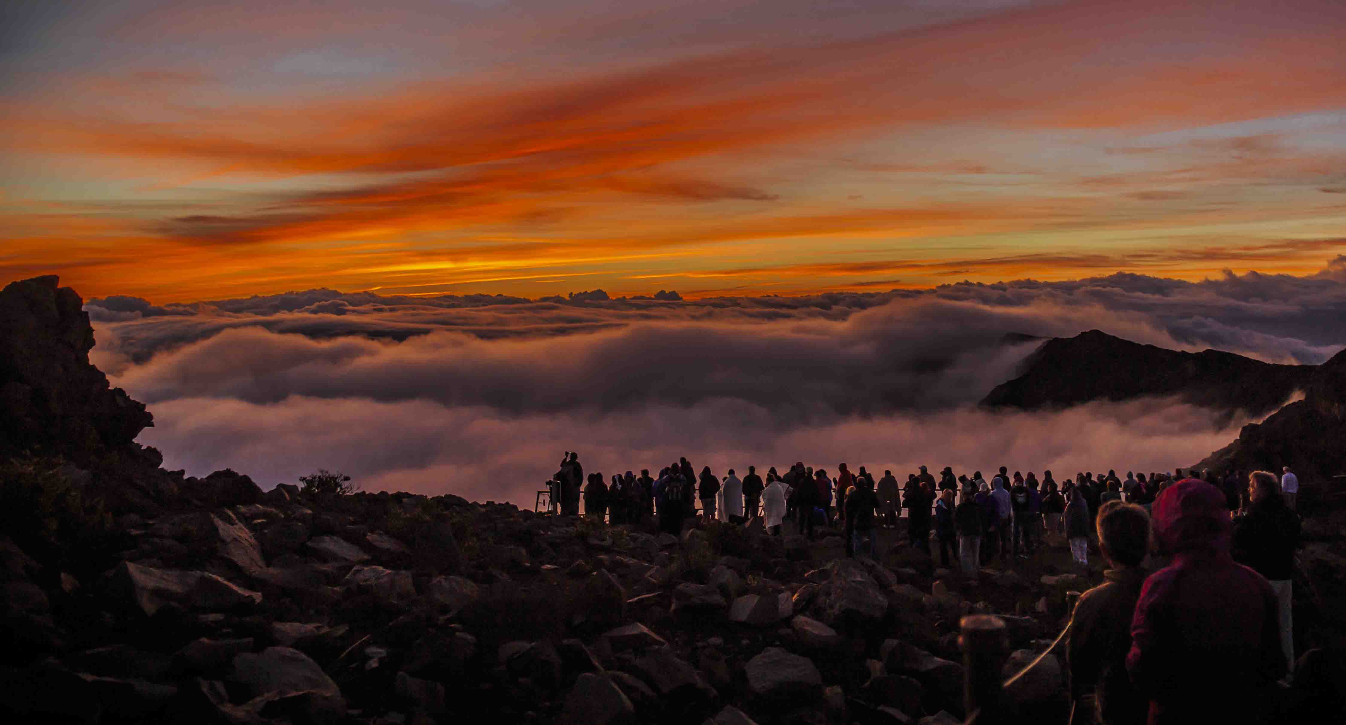 Haleakala Volcano Timelapse – House of the Sun