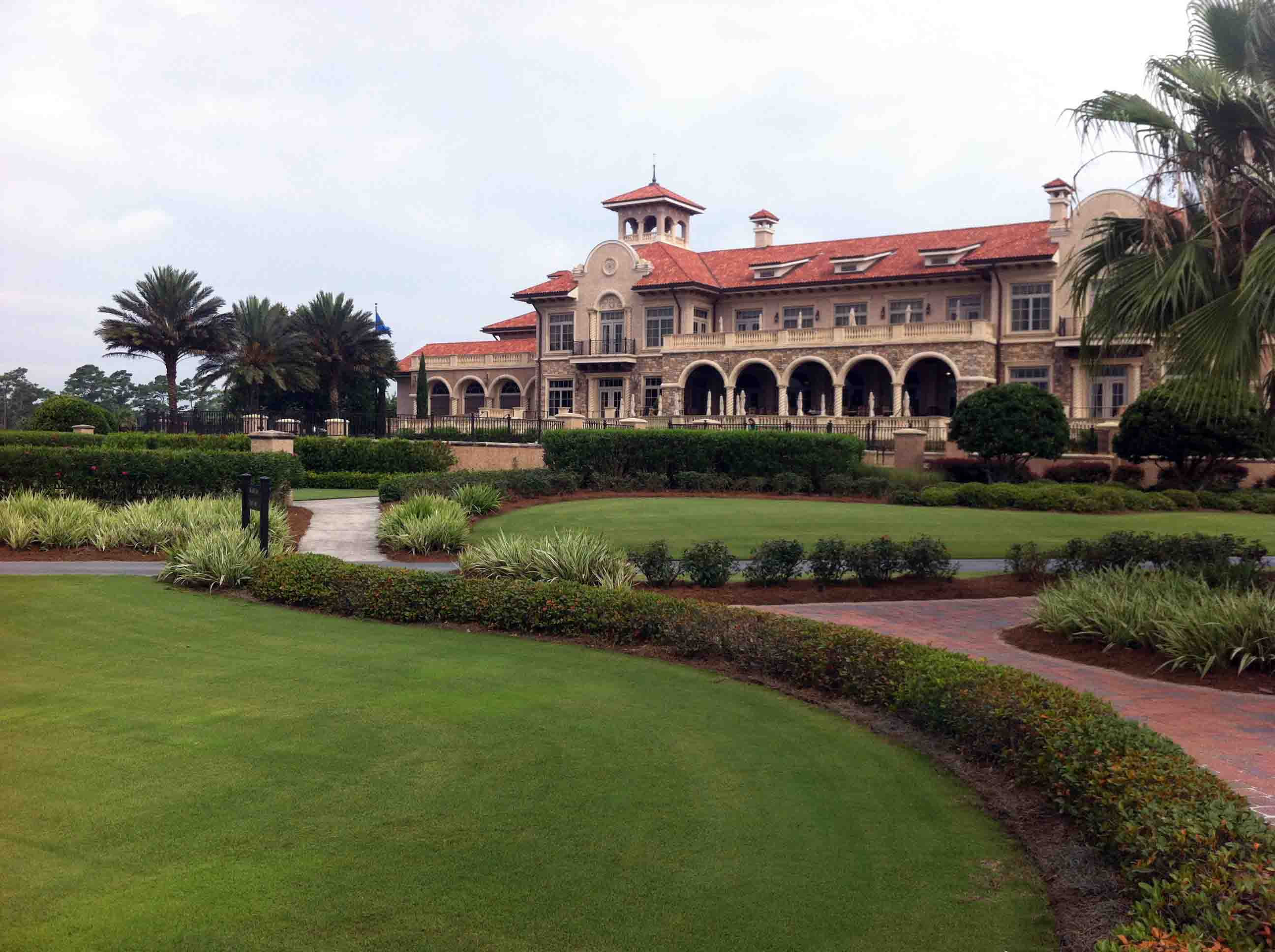 THE PLAYERS Stadium Course at TPC Sawgrass