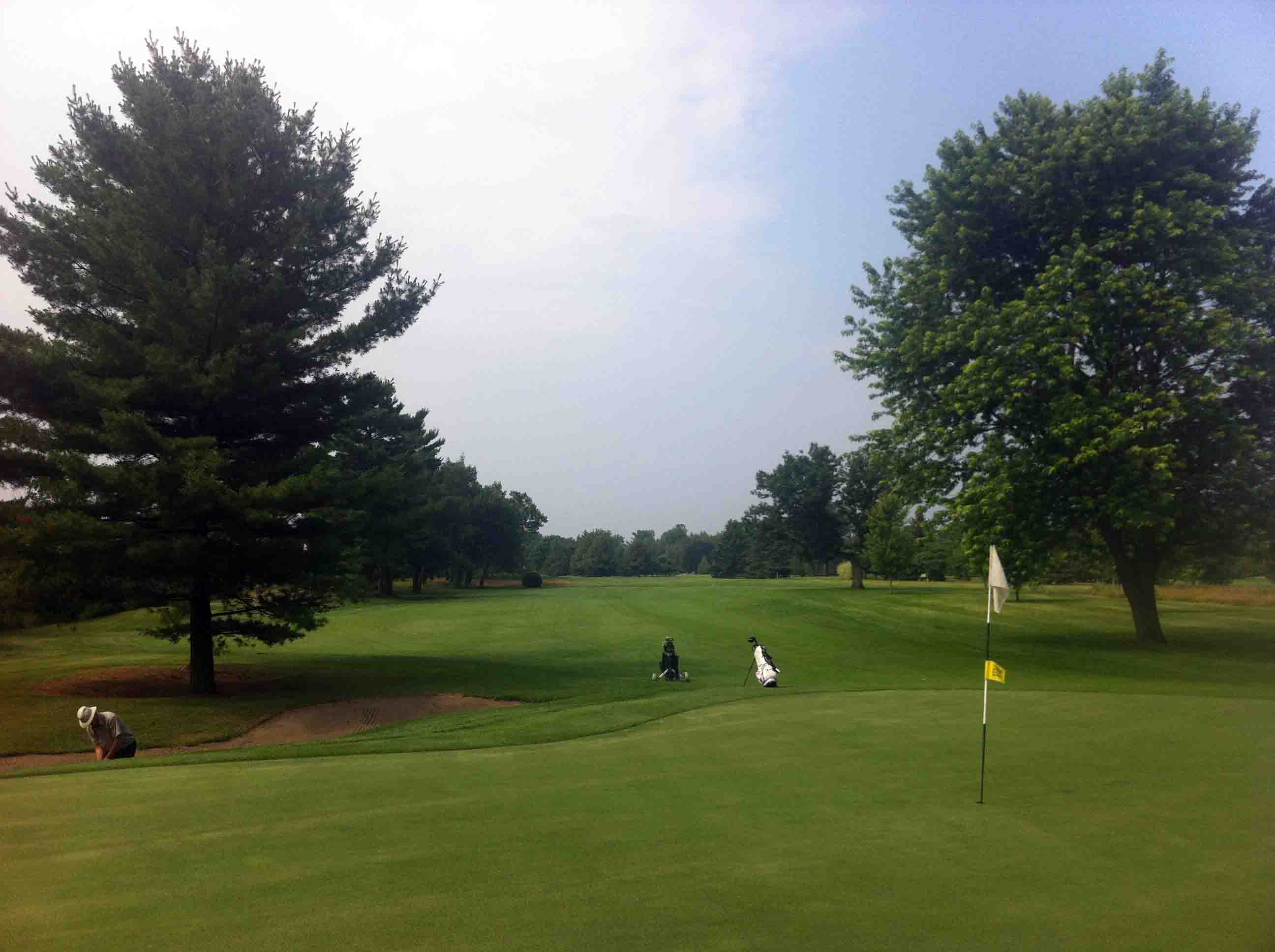 Day on the Links at Sturgeon Point Golf Club, Ontario