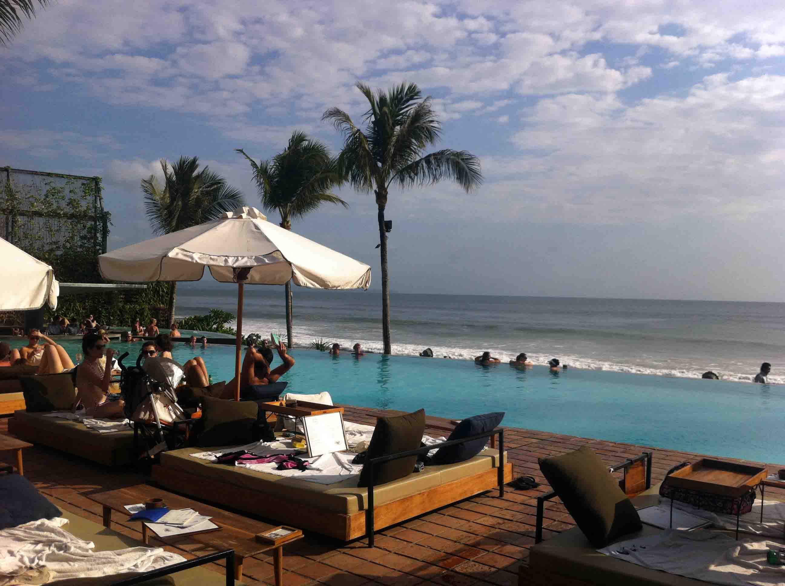 Ocean Beach Club Bali