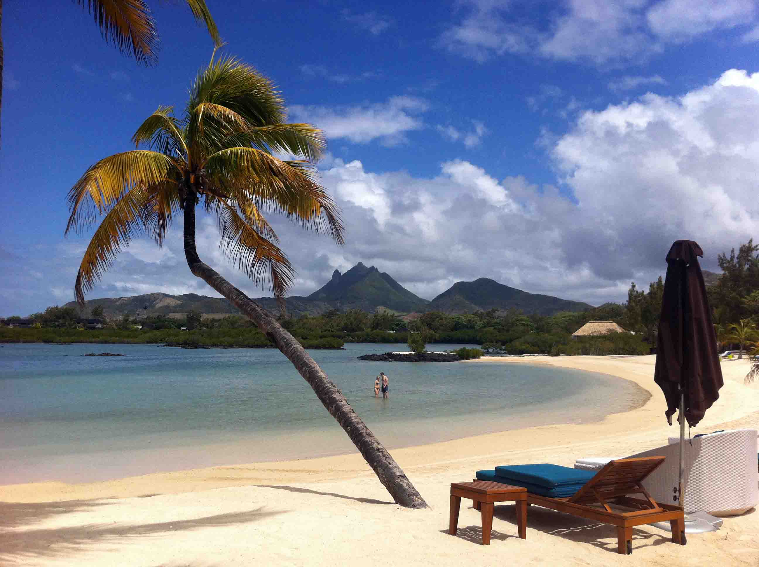 Feeling Free at Four Seasons Resort Mauritius at Anahita