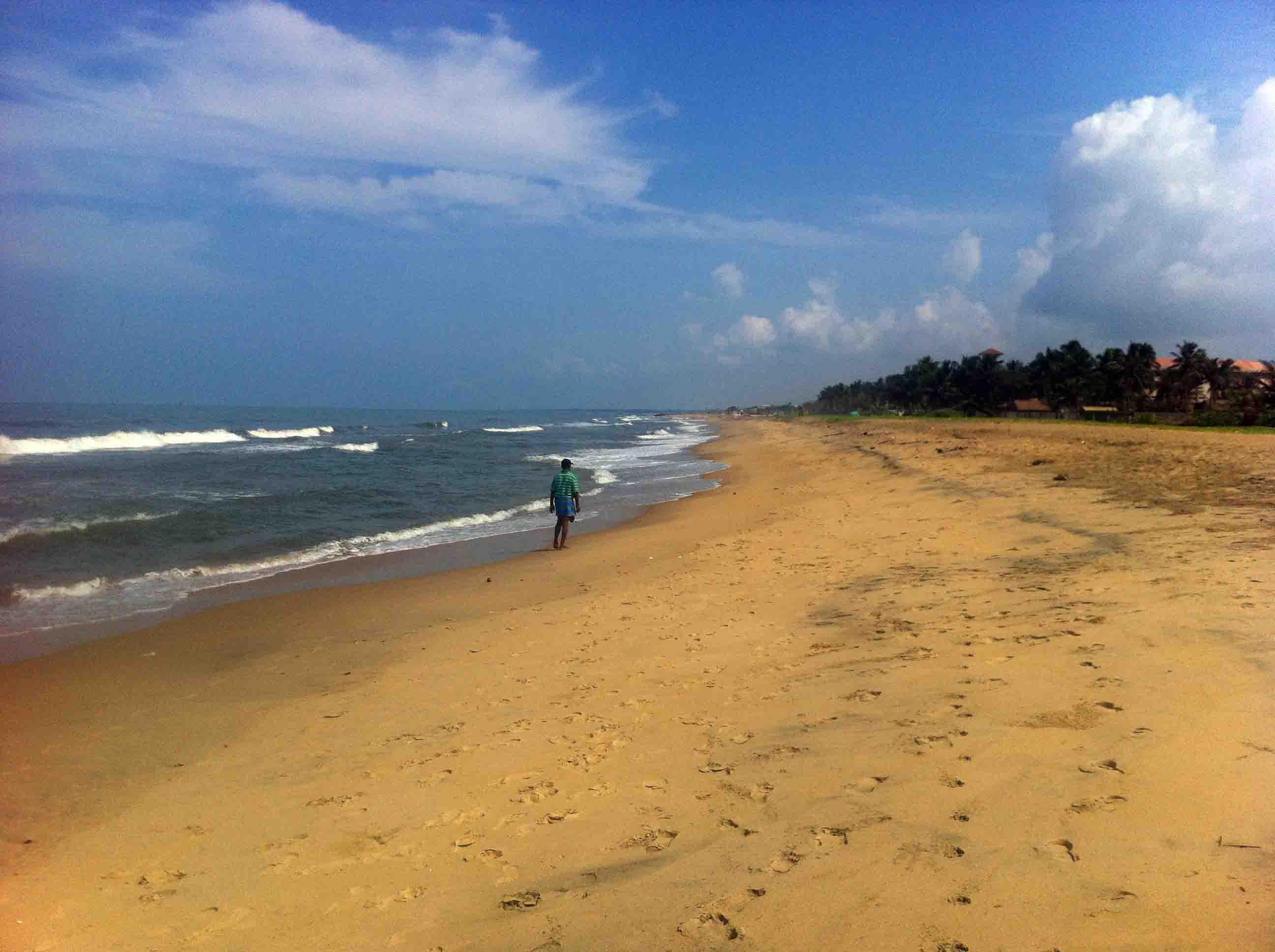 Scenic Route from Scotland to Singapore via Sri Lanka…