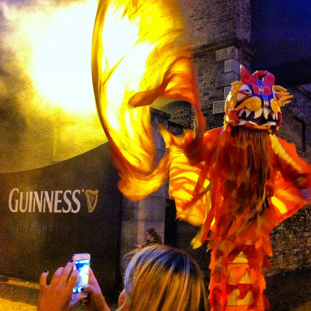 #TBEX Party at Guinness Storehouse & Silent Disco in Dublin