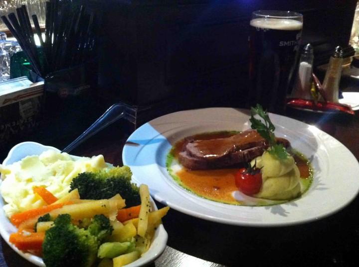 roast_galwaybay_hotel
