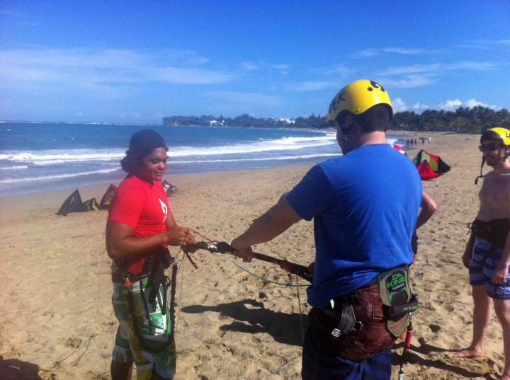 learning_kiteboarding_cabarete