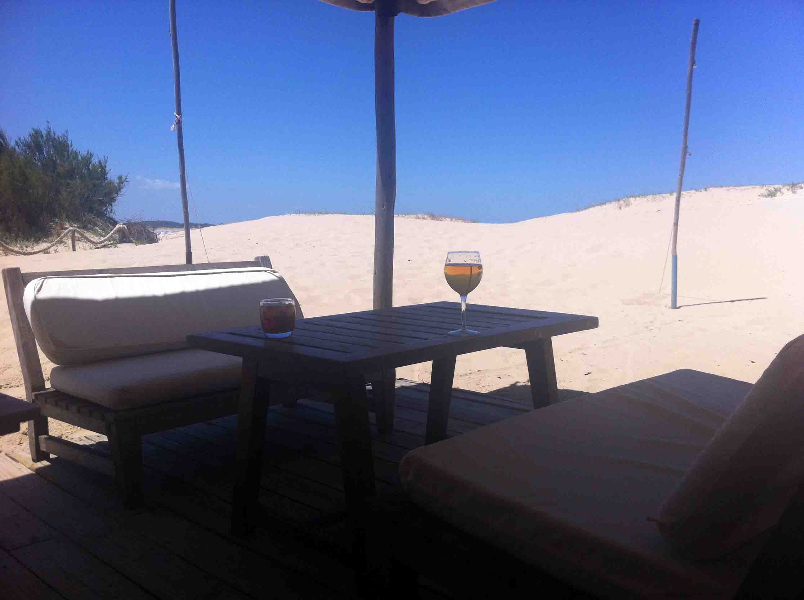 Day at La Barra, Bikini Beach & Jose Ignacio in Uruguay