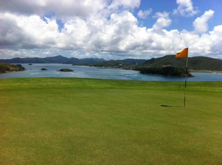 green_16th_hamilton_island_golf_club