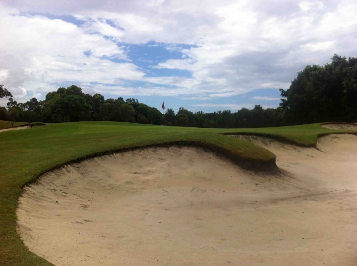 protected_greens_pelican_waters_golf_club_sunshine_coast