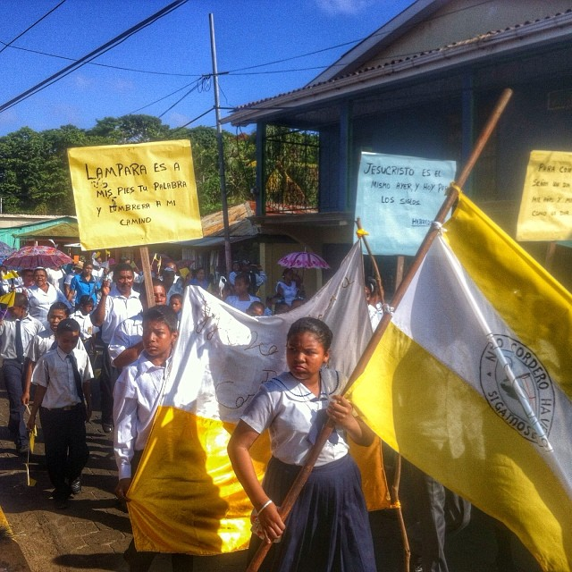 parade_big_corn_island_nicaragua