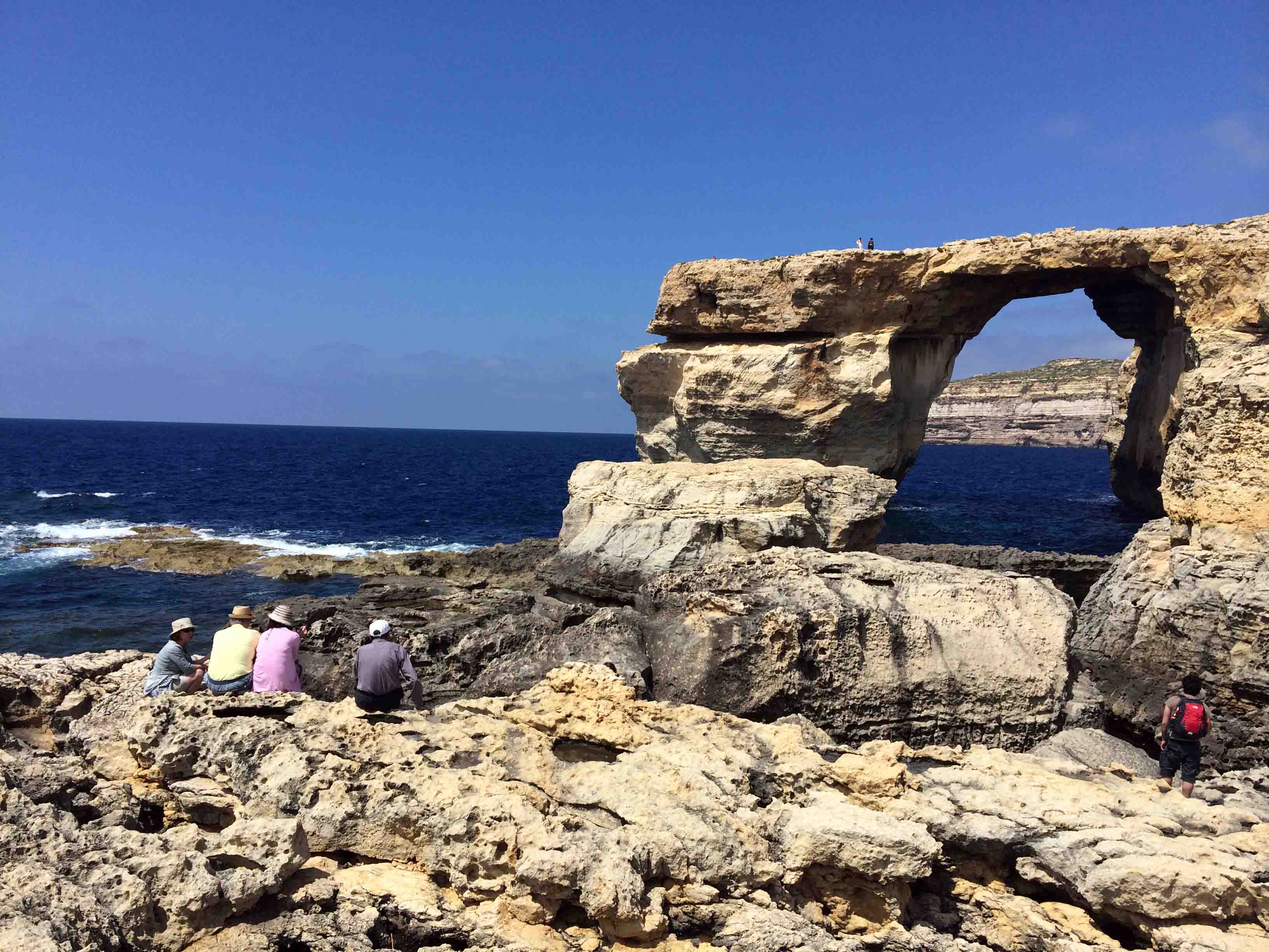 Video: Sightseeing on the Island of Gozo