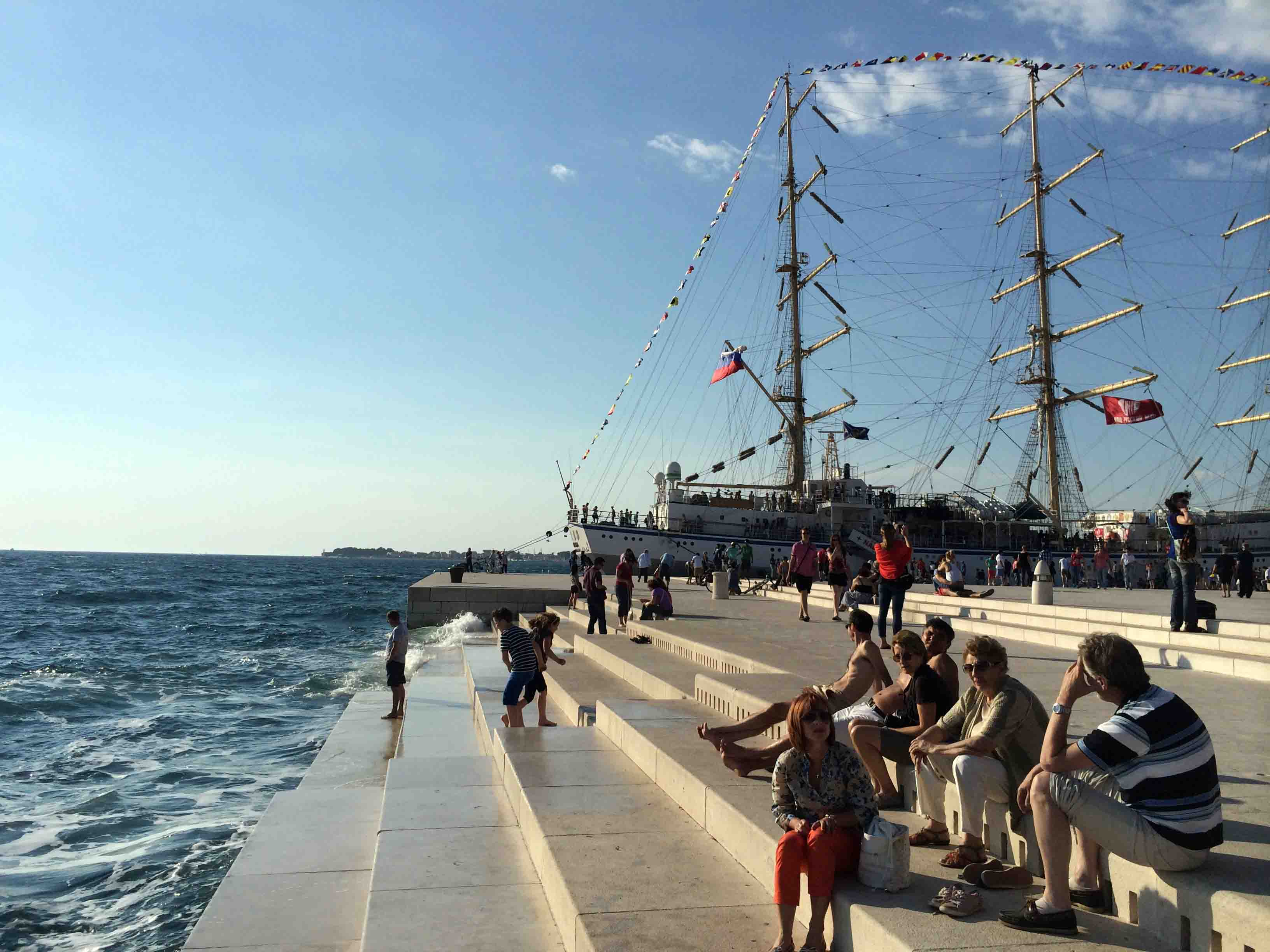 Zadar Croatia – Love at First Sight