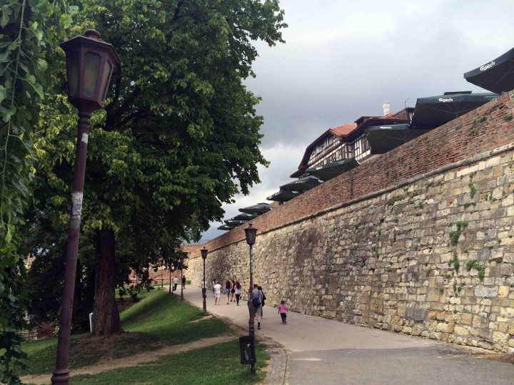 fortress_walls_belgrade_serbia