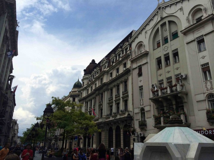 long_streets_belgrade_serbia