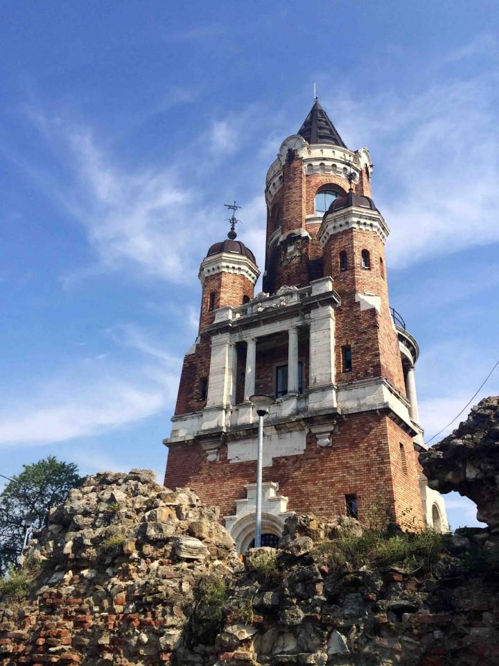 millenium_tower_zemun_belgrade_serbia