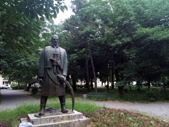 statute_park_podgorica_montenegro
