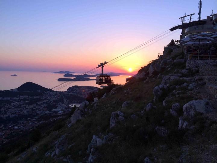sunset_srj_hill_dubrovnik_croatia