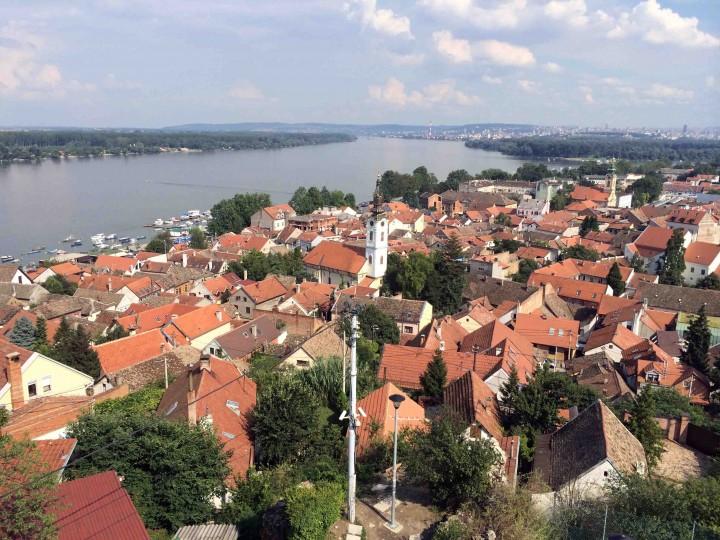 view_millenium_tower_zemun_belgrade