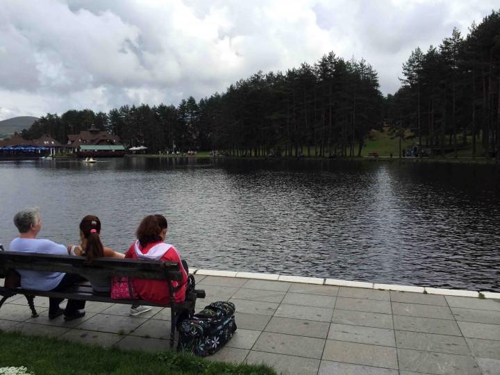 chilling_lakeside_zlatibor_serbia