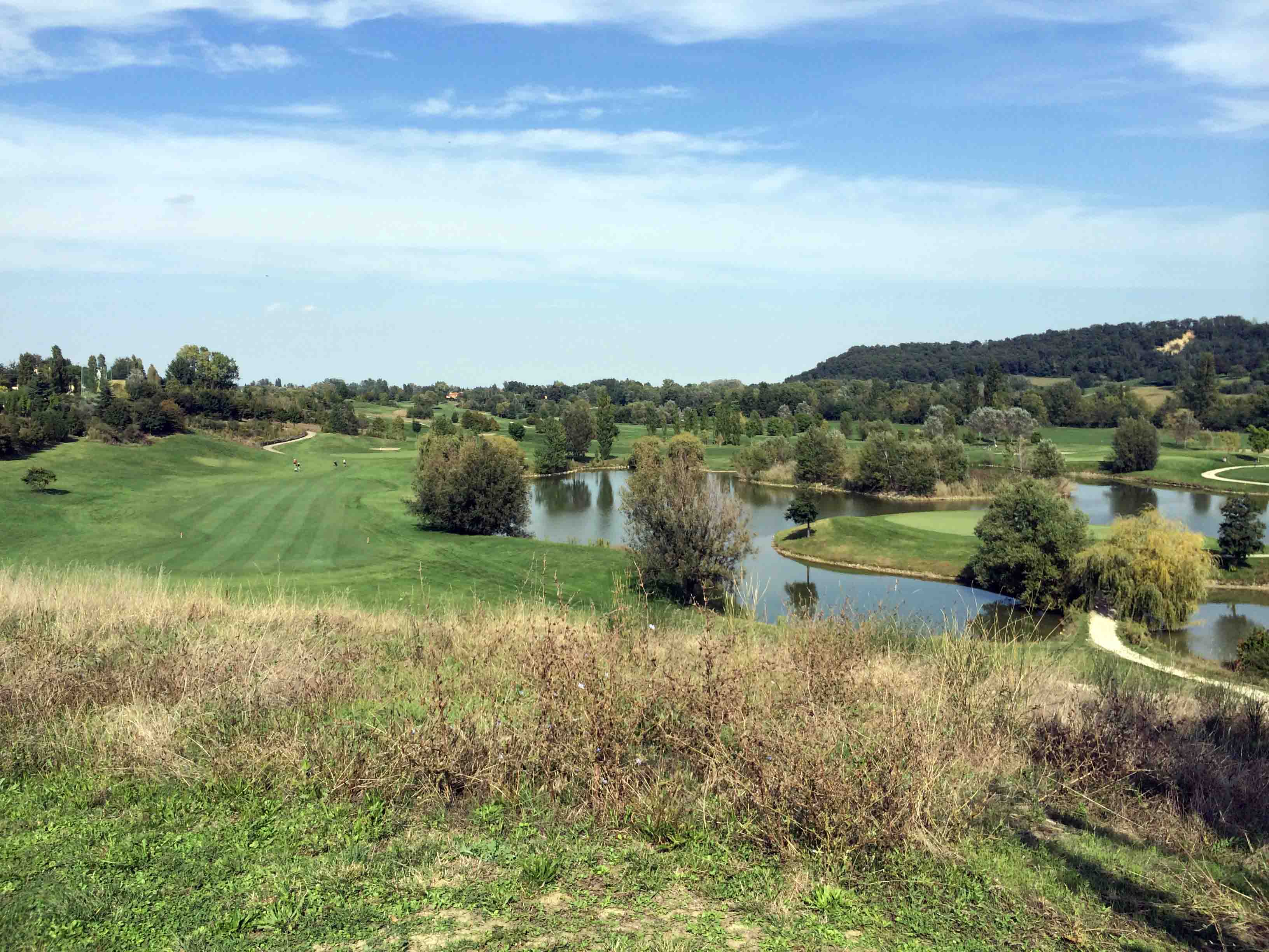 Golf Club Le Fonti Outside Bologna, Italy
