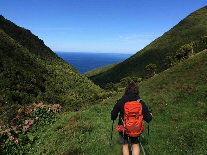 Best Azores Island For Hiking