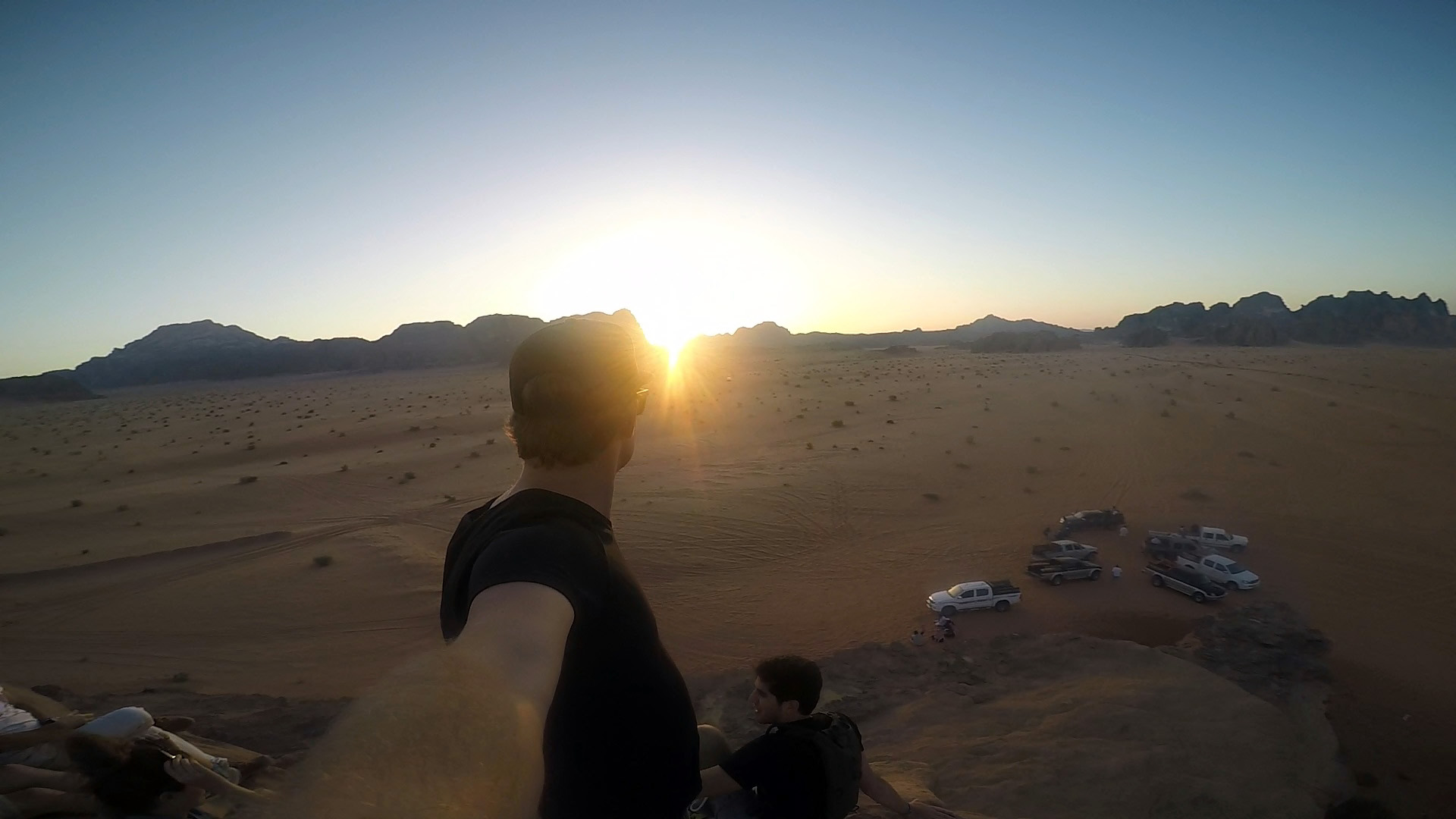 Exploring Wadi Rum – Video Blog
