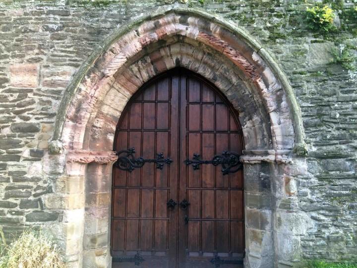 old_door_conwy_wales