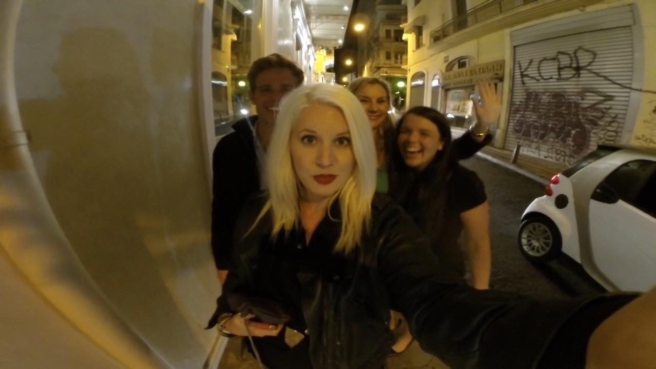 Taste of Nightlife at TBEX Athens 2014
