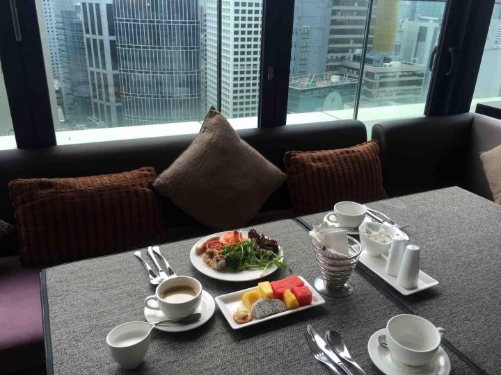 breakfast-hong-kong-lkf-hotel