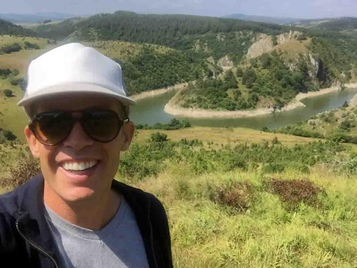 selfie_uvac_river