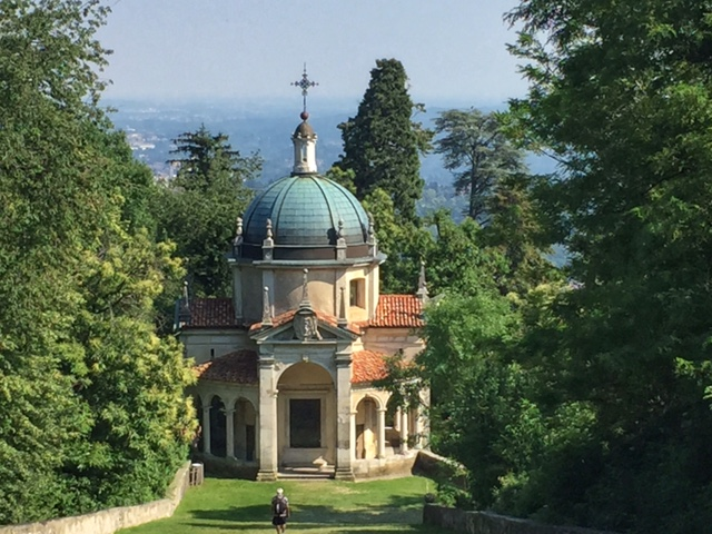 Sacro Monte di Varese is Sublime