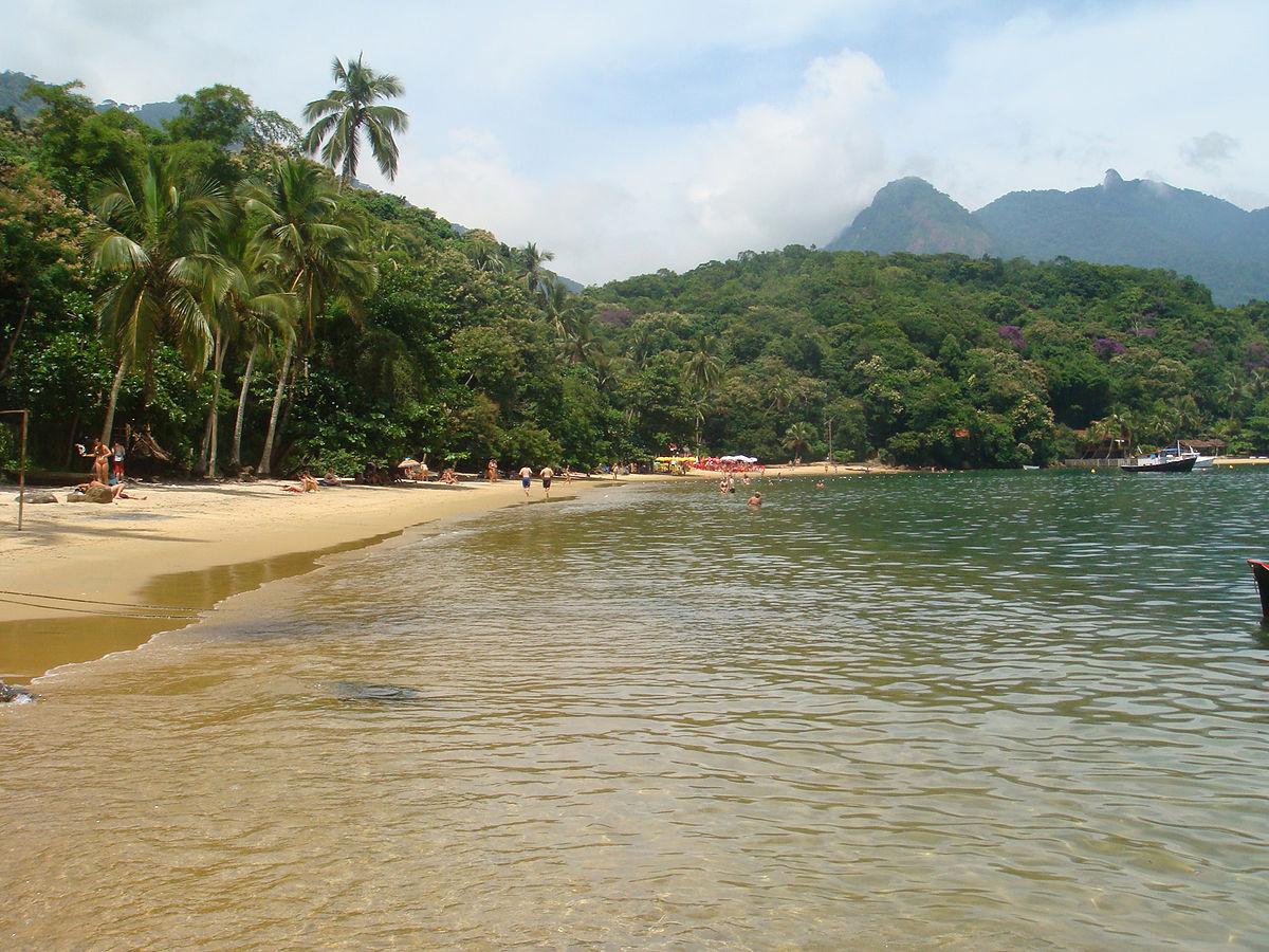 Ilha Grande, Brazil ... Photo by CC user Fulviusbsas on Wikimedia Commons