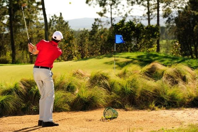 Pebble Beach bunker-PGA Catalunya Resort.Steve Carr (1)