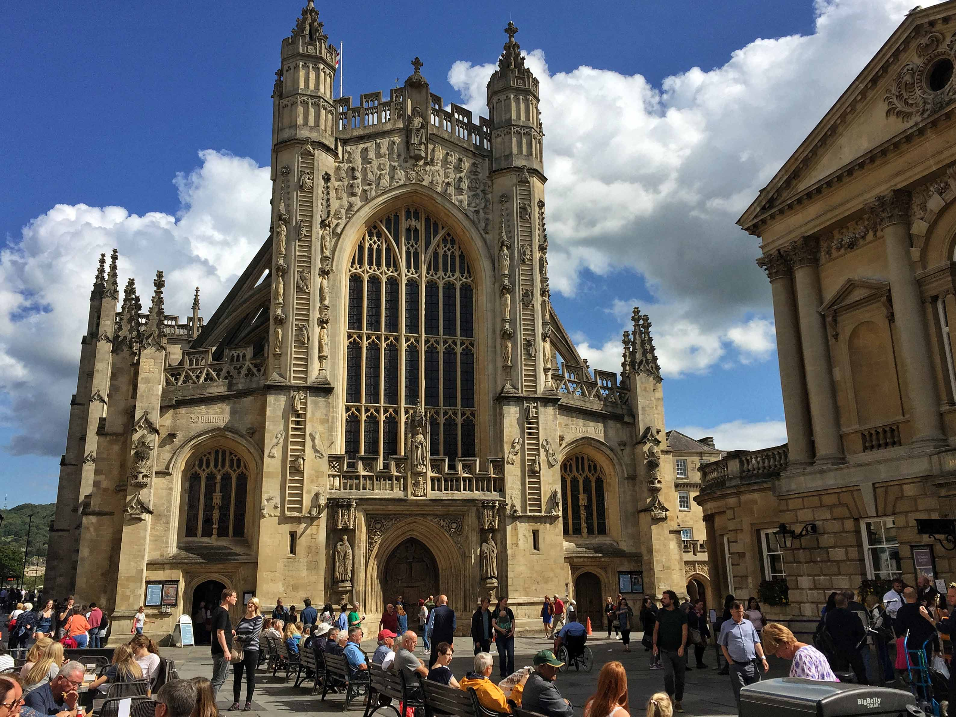 Visiting Bath, England – Recommended things to do