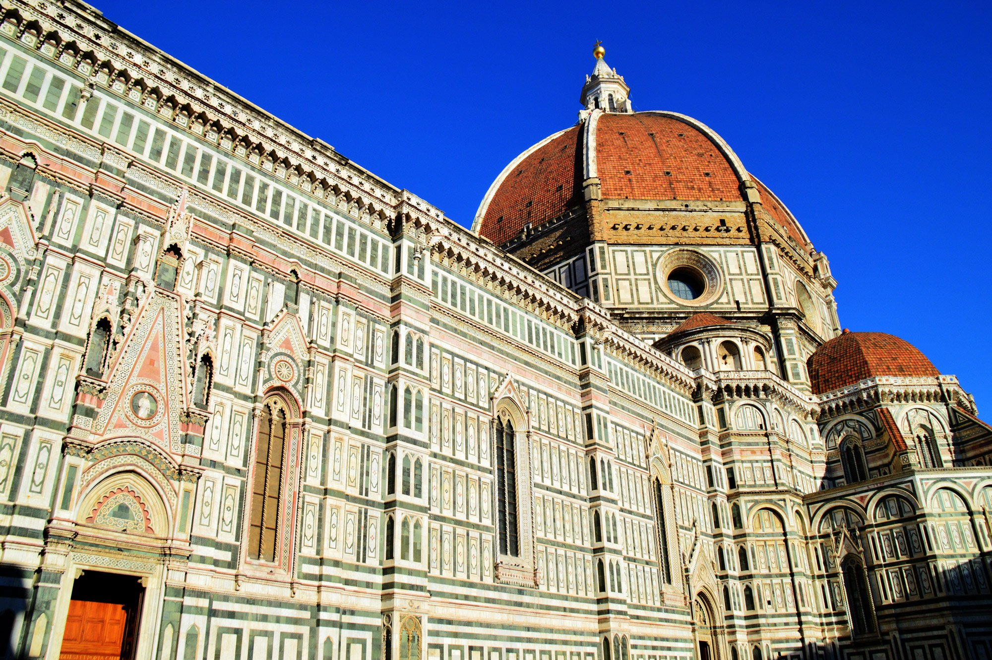 Florence is beautiful and one of Italy's best cities to visit.