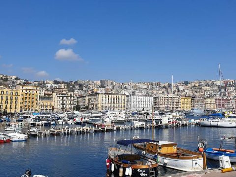 Naples is definitely one of the best cities to visit in Italy.